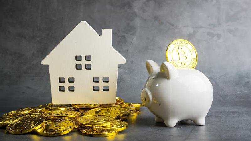 crypto backed mortgage