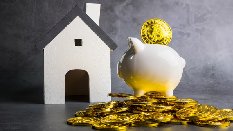cryptocurrency mortgage